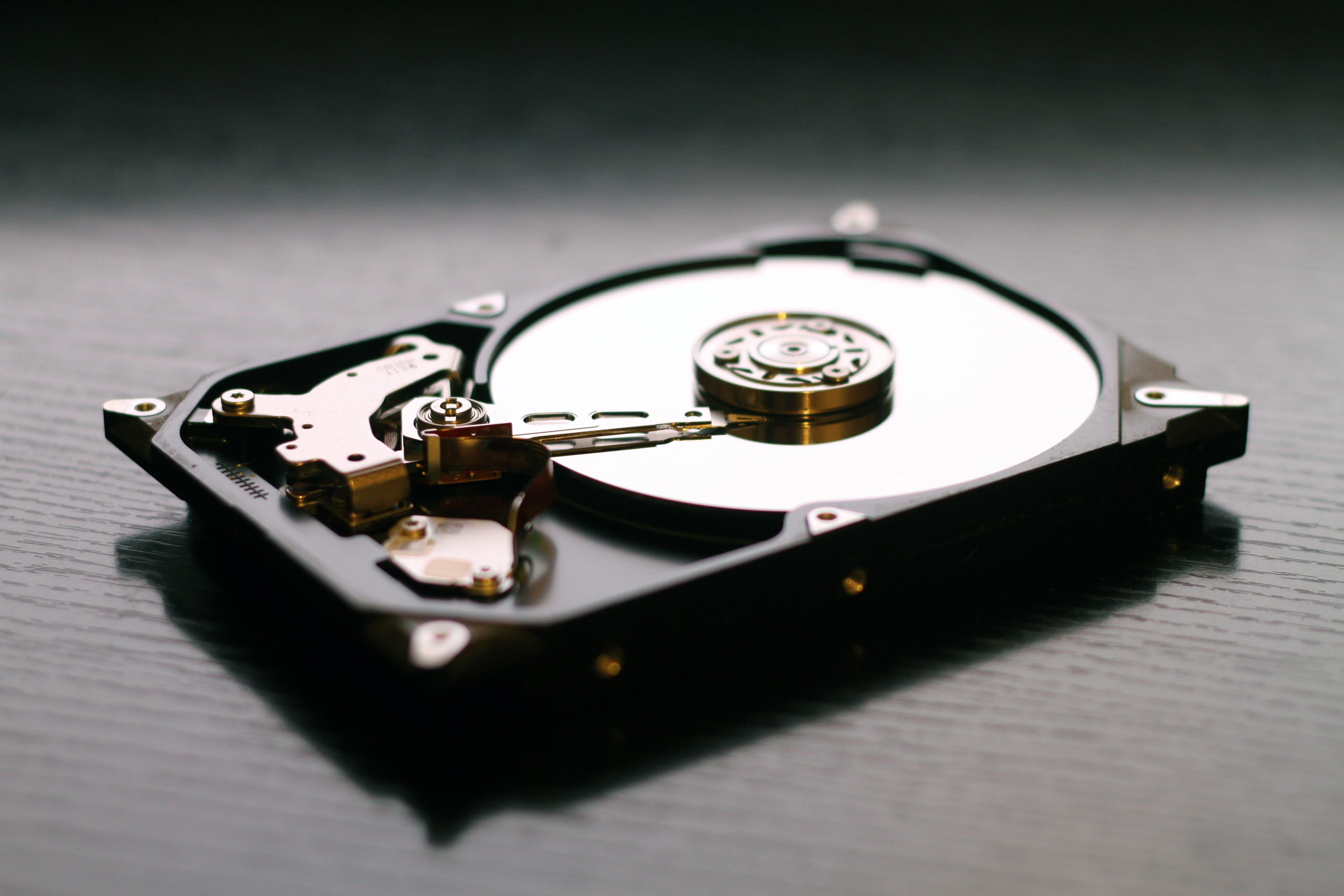Image of Hard Drive - FilingBox